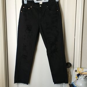 Comune Boyfriend Relaxed Straight fit Jeans 26